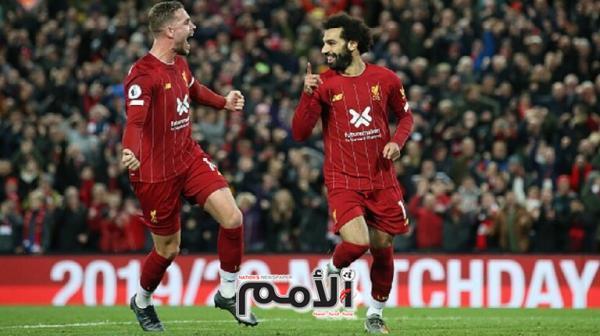 ليفربول يسقط توتنهام في ليلة الهدف الـ50 لصلاح - صحيفة ...