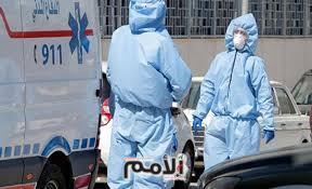 العاصمة الاكثر بتسجيل  الاصابات ومأدبا الاقل