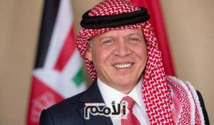 الملك يهنئ خادم الحرمين الشريفين باليوم الوطني للمملكة العربية السعودية