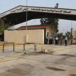عودة حركة الشحن في مركز حدود جابر بين الأردن وسوريا